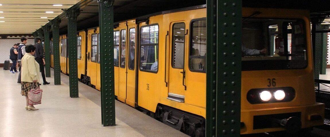 метро будапешт