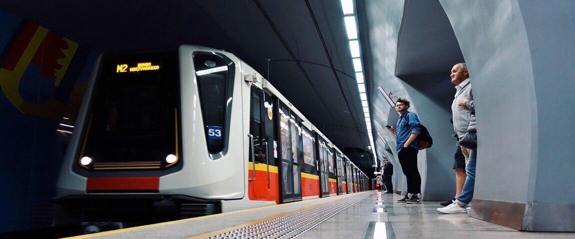 метро варшава