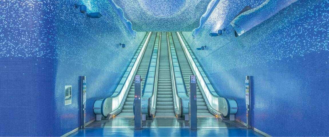 неаполь метро