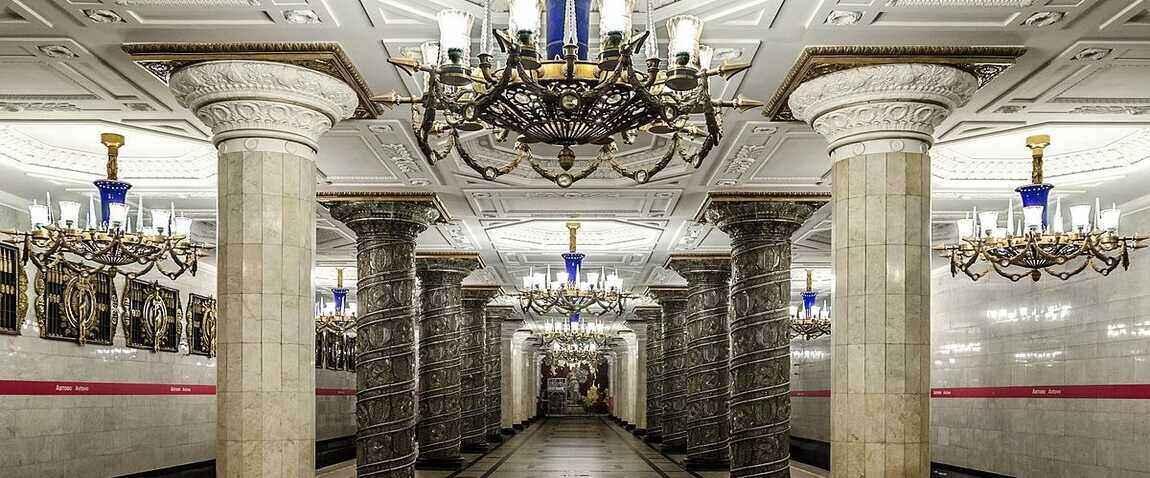 санкт-петербург метро