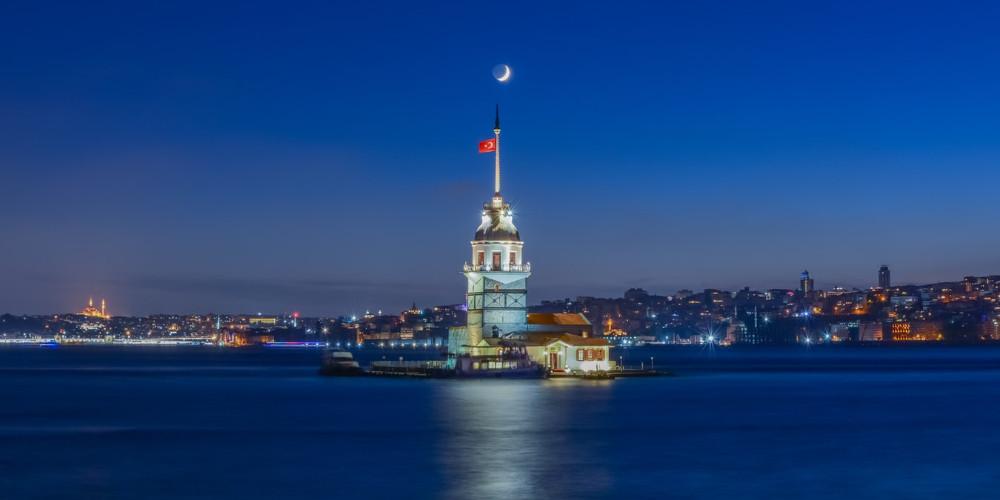 Maiden's Tower, Turkey