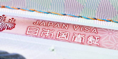 Everything about Japan visa