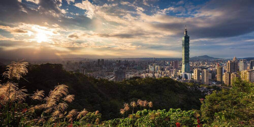 12 Instagrammable places in Taipei