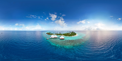 The best time to travel to Maldives