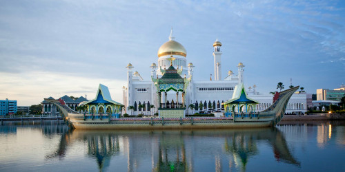 Top 7 places to visit in Brunei