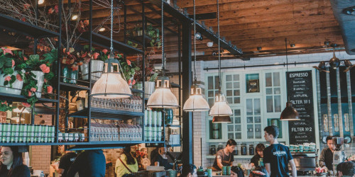 17 unusual restaurants in Sofia