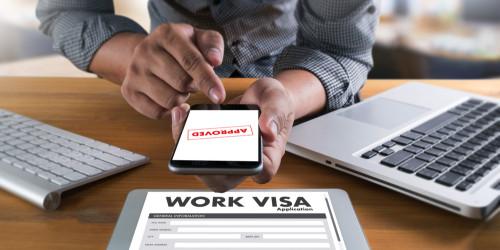 How to get Netherlands work visa?