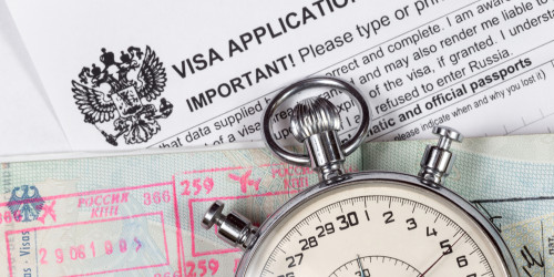 How to get work visa for Russia?