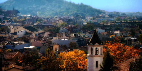 Plovdiv - the city that will surprise you