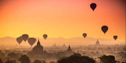 12 Instagrammable places in Myanmar