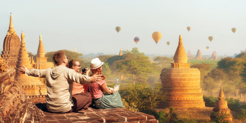 How to get tourist visa for Myanmar?