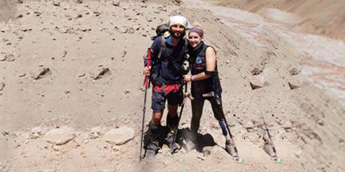 Aconcagua: summit of persistence