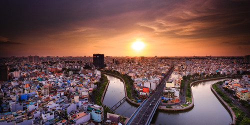 12 Instagrammable places in Ho Chi Minh