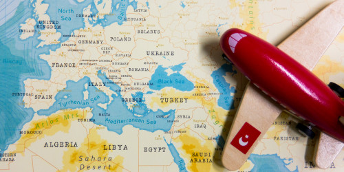 How to get Turkey Short-term Visa?