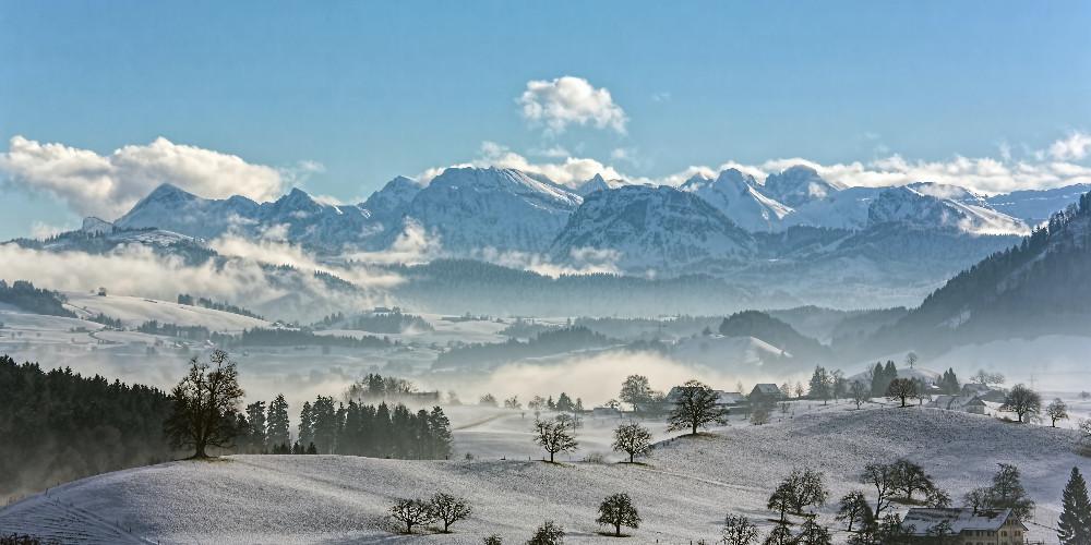 Hirzel, Switzerland