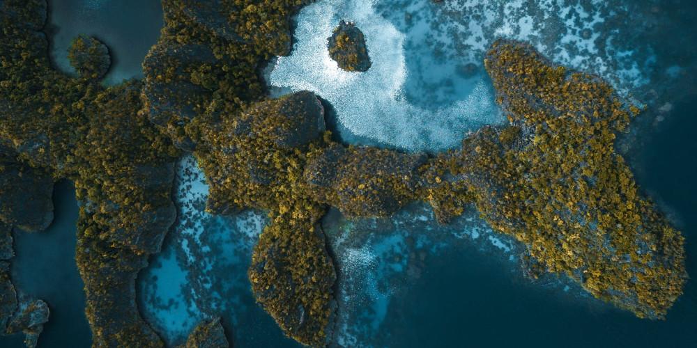Largest island