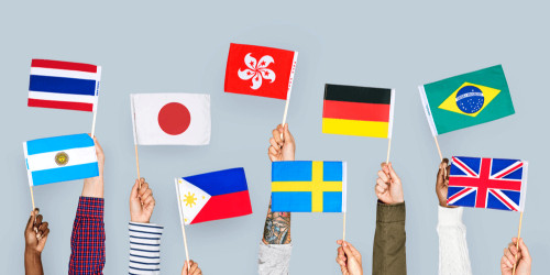 10 most unusual flags in the world and their secrets
