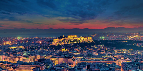 12 Instagrammable places in Athens