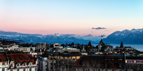 12 Instagrammable places in Lausanne
