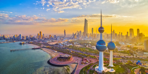 How to get work visa for Kuwait?