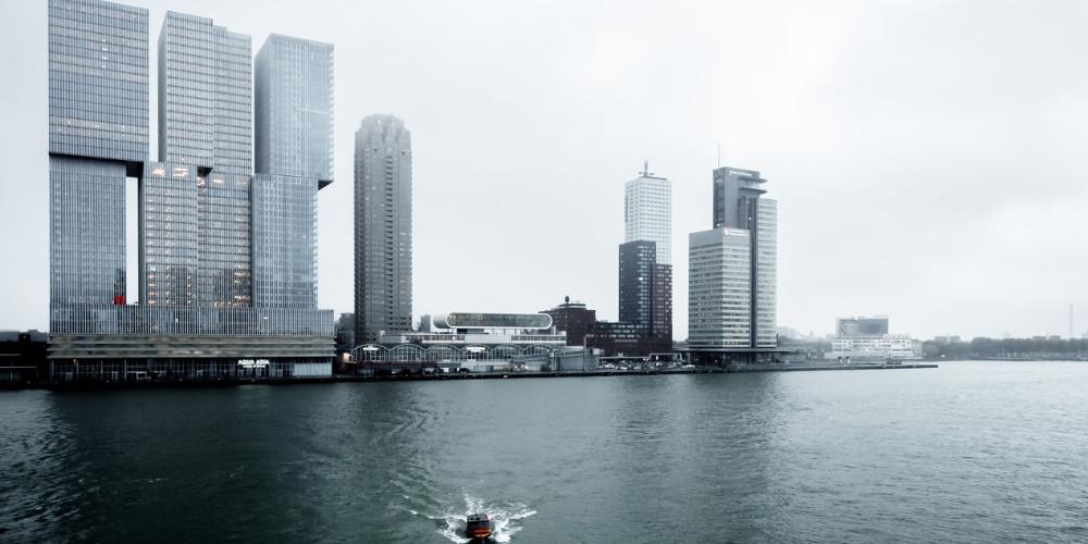 De Rotterdam, Rotterdam, Netherlands