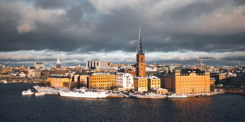 12 Instagrammable places in Stockholm