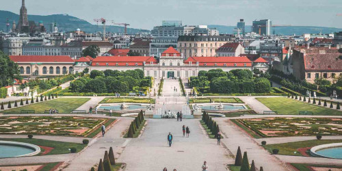 12 Instagrammable places in Vienna
