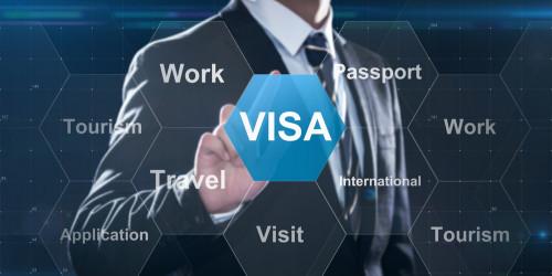 What is Kazakhstan long stay visa process?