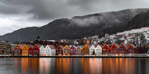 10 reasons why you should travel to Bergen instead of Oslo