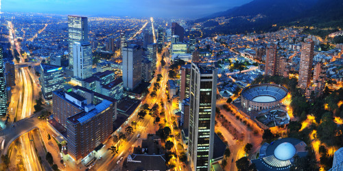 How to get Colombia Short-term visa?