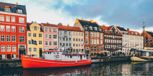 12 Instagrammable places in Copenhagen