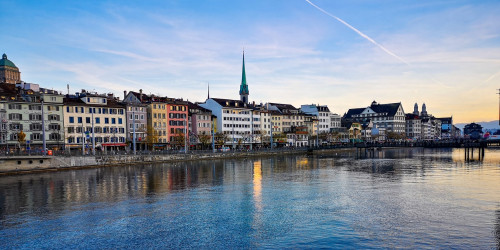 12 Instagrammable places in Zurich