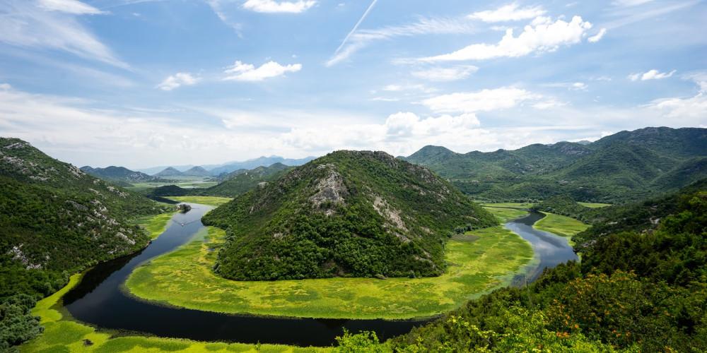 Lake Skadar National Park, Montenegro