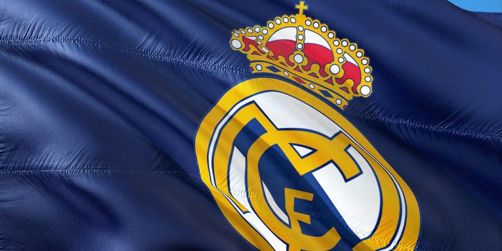Flag of Real Madrid