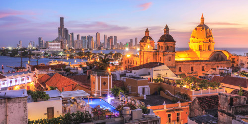 How to obtain a tourist visa for Colombia?