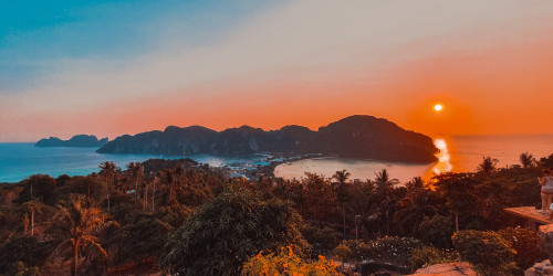 12 Instagrammable places in Phi Phi Islands