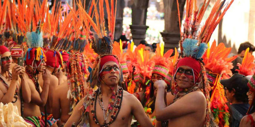 Tribes and people: remote cultures or away from cultures?