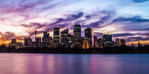 Best cities for Valentine day