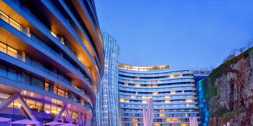 World's first underground hotel in China