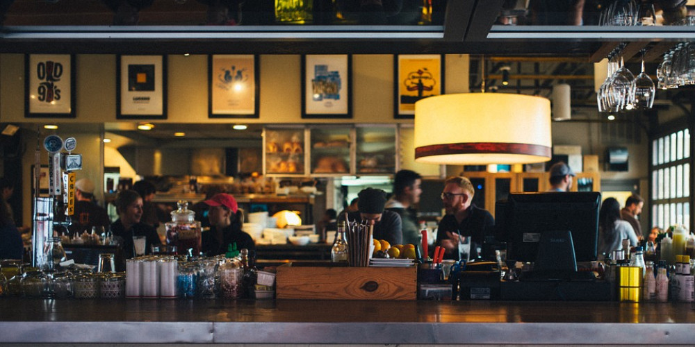 Restaurant in Edinburgh