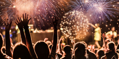 The best places to celebrate New Year in the world