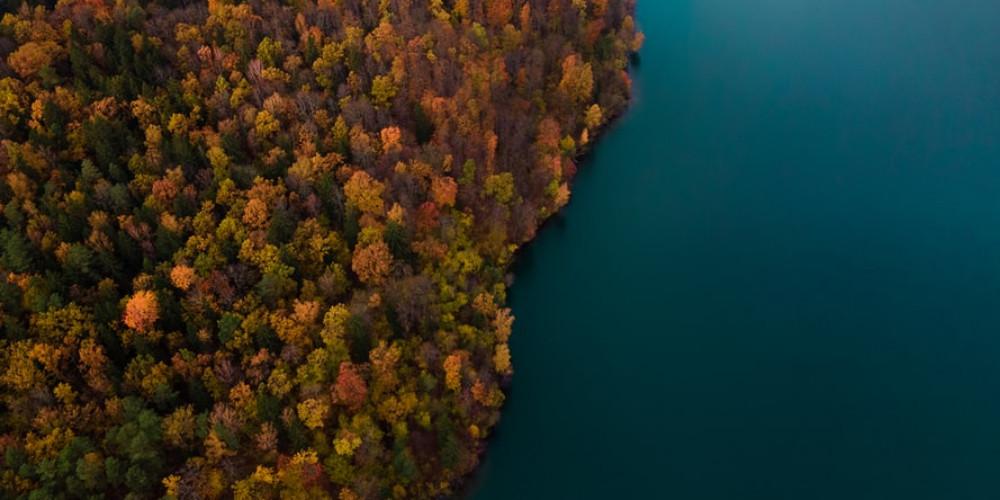 Green Lakes, Vilnius, Lithuania
