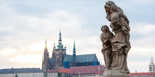 Greatest sculptures in Prague