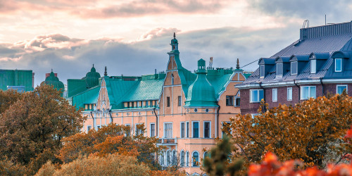 12 Instagrammable places in Helsinki