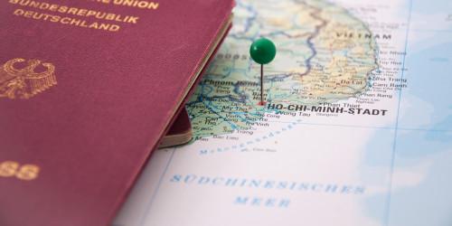 Vietnam e visa process