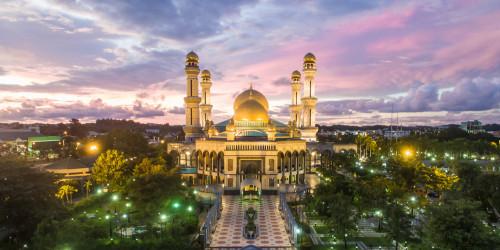 Brunei visa process