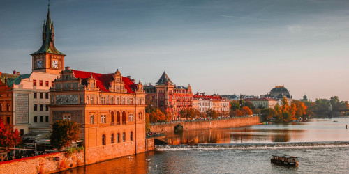 Where to go if you have a limited time in Prague?