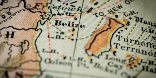 Belize visa instructions