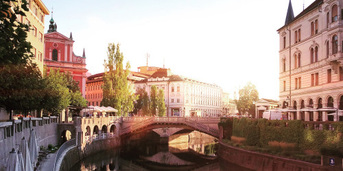 12 Instagrammable places in Ljubljana