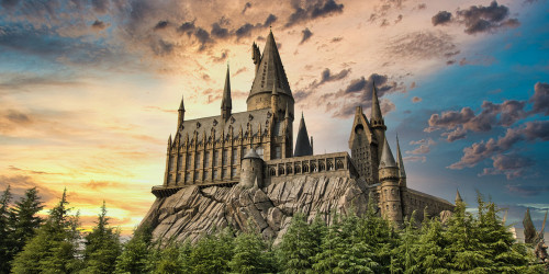 Places where Harry Potter was filmed